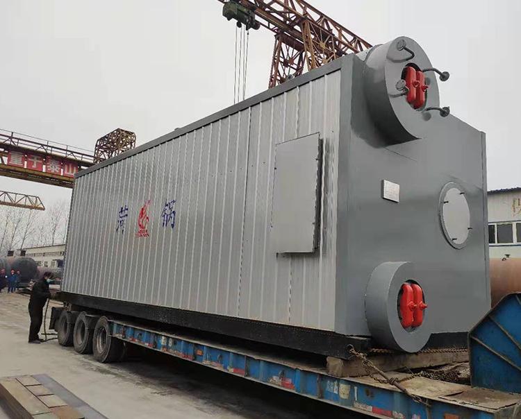 SZS燃气冷凝锅炉