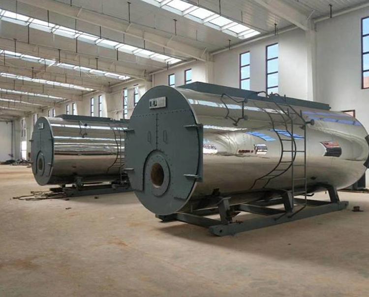 WNS燃气冷凝锅炉